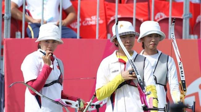 Vietnamese archers enter next round of world archery event