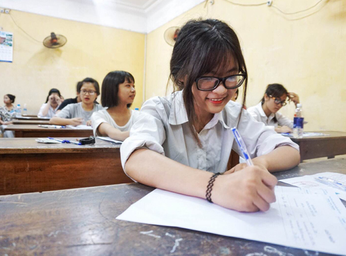 First entrance scores set for universities