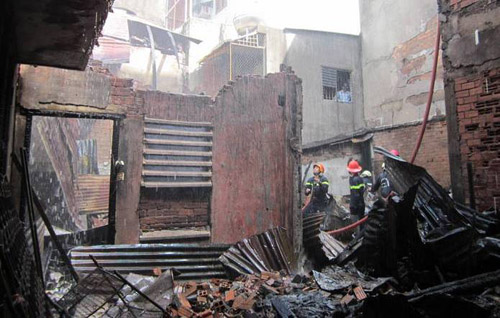 Residential fire risk from factories worries HCM City