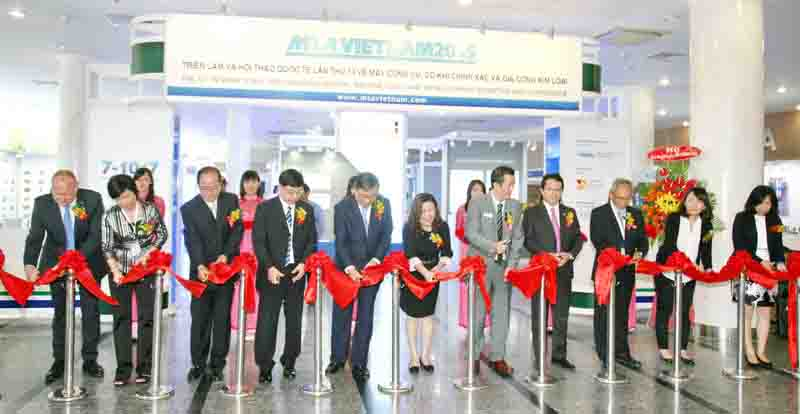 Manufacturing expo draws in intl firms