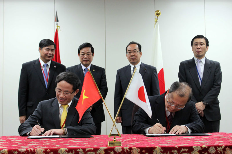 Viet Nam Japan agree to boost ICT co-operation
