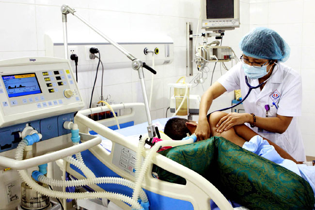 VN hospitals need to reduce error rate