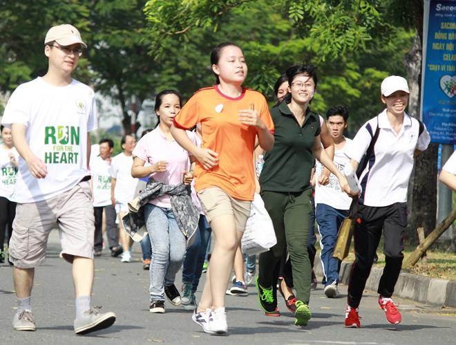 Charity run to raise funds for heart patients