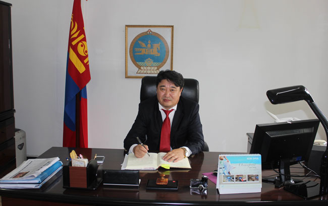 Mongolian Ambassador finds second home in VN
