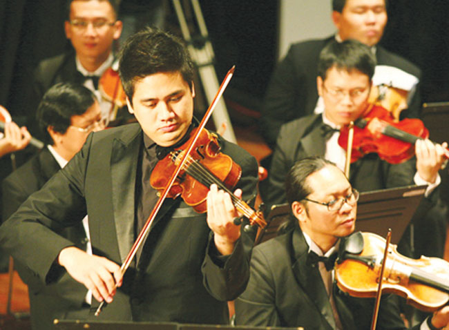 VN-US music festival to feature Baroque style