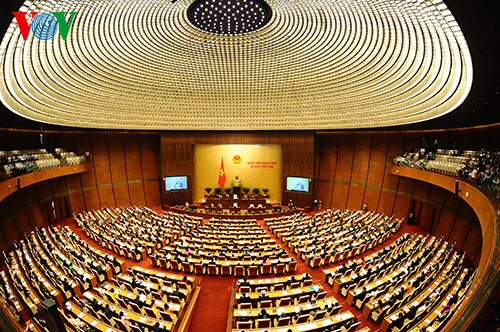 Parliament house to be handed over next month