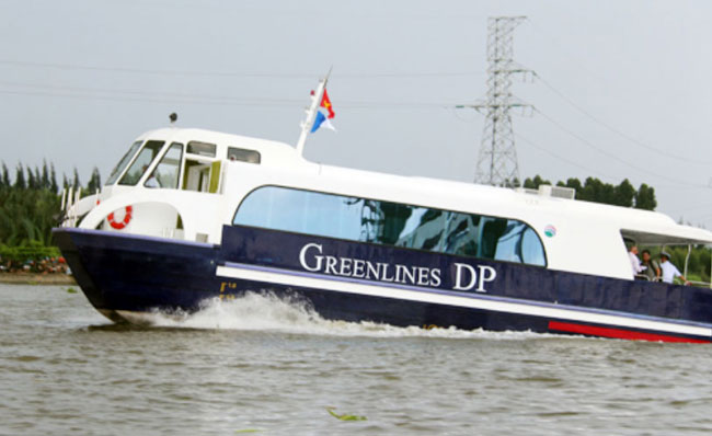 New HCM City hydrofoils cost 1m