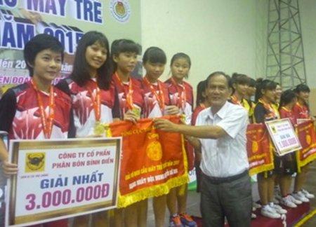 Ha Noi triumph at sepak takraw championship