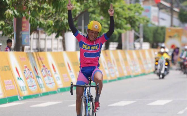 Dat wins stage six of Mekong tour