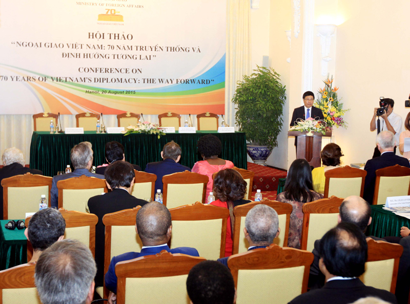 Viet Nam to extend diplomatic relations