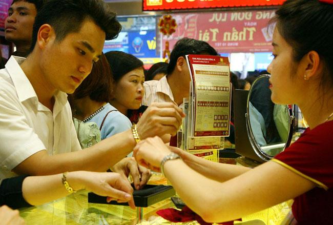 VN gold consumption falls 23%