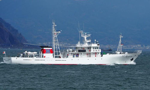 Viet Nam receives Japan-funded ship for fishery surveillance