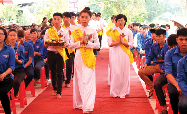 Ghost festival to be recognised