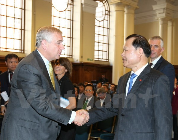 Viet Nam UK eye further bilateral trade