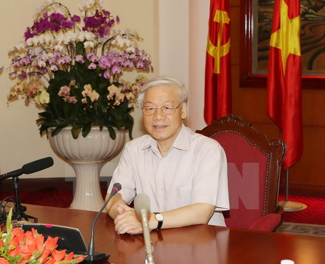 Viet Nam sees Japan as partner: Party chief