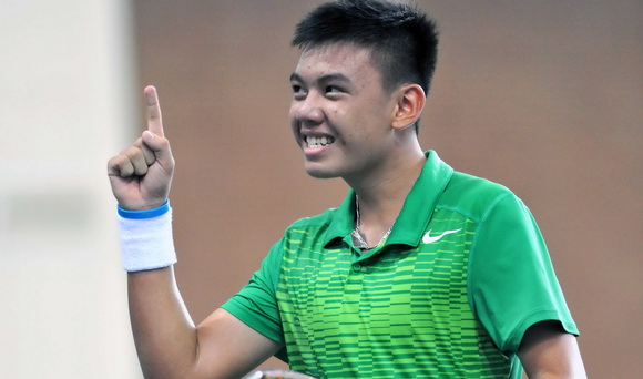 Nam up 19 spots in ATP rankings