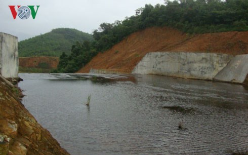 Central region concern about reservoir safety