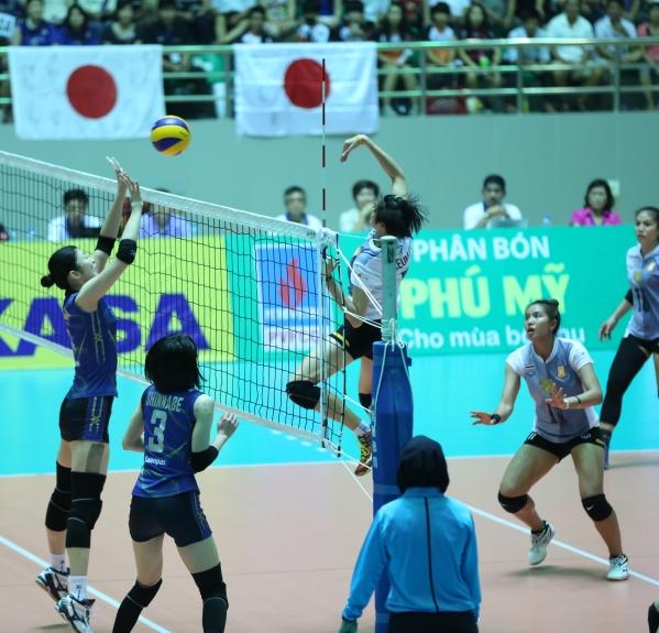 Bangkok Glass win Asian Volleyball Championship