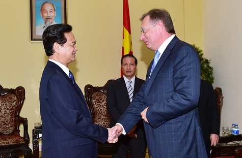 VN Russia to explore oil gas reserves