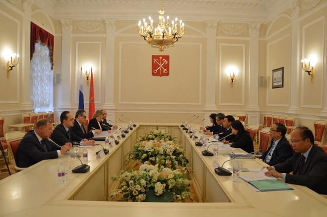 Viet Nam Russia convene annual strategic dialogue