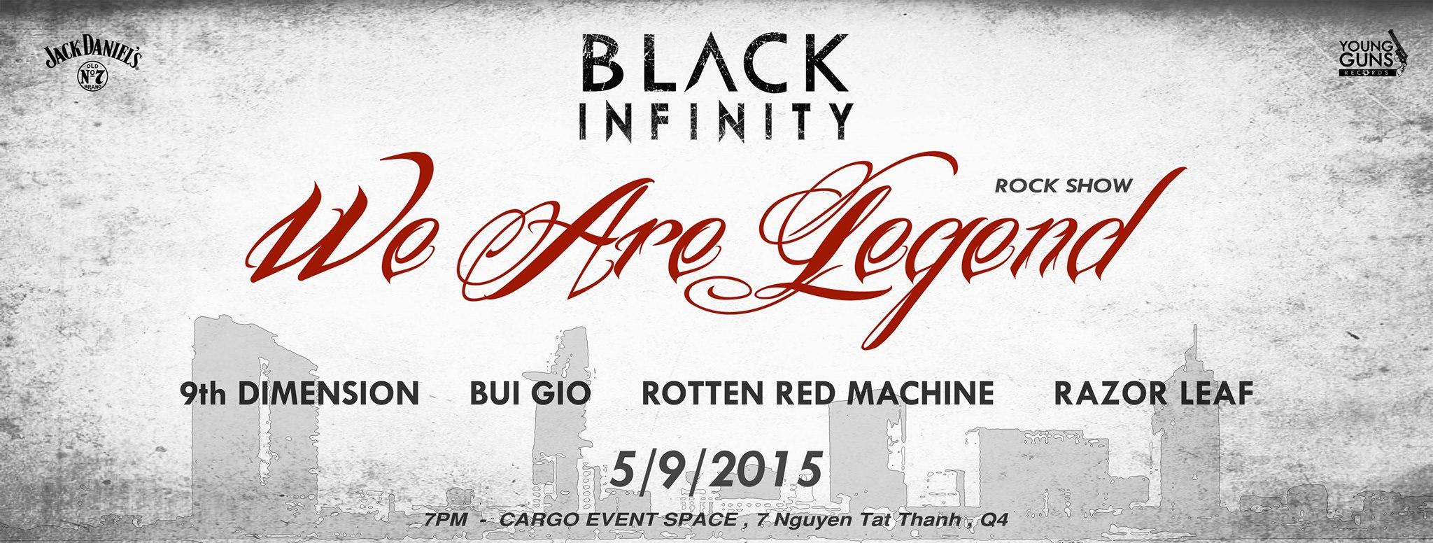 Cargo Bar hosts rock concert