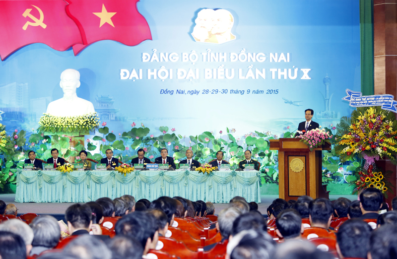 PM urges Dong Nai to maintain high growth rate