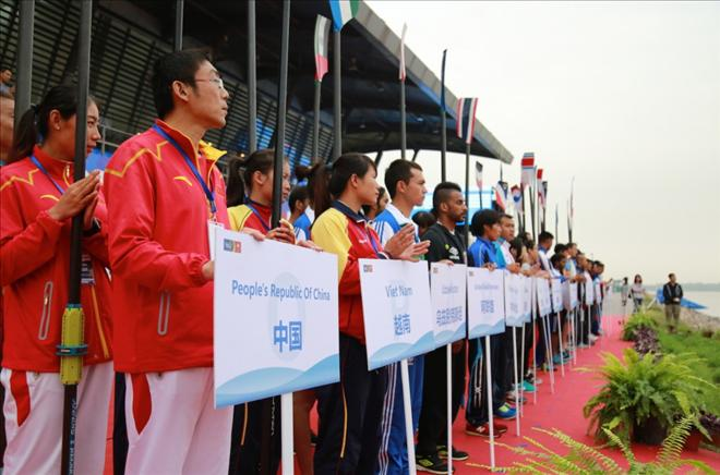 Viet Nam places seventh in Asian Rowing Championships