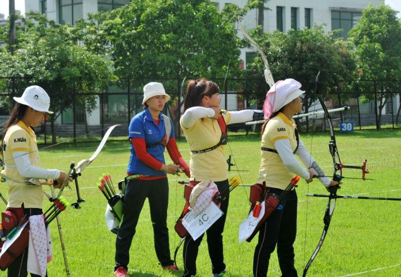 Van Huong takes gold for Dak Lak.
