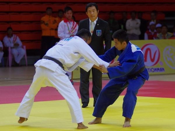 National Judo Championships 2015 kicks off.