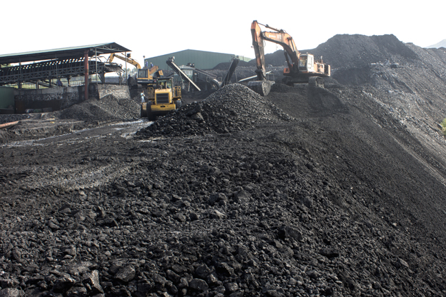Coal output for domestic use urged