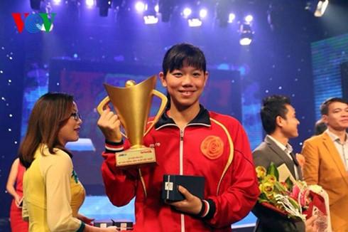 Vien Liem win VN sport award