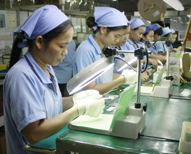 HCMC eyes boost for suppliers