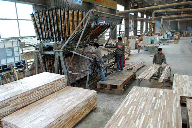 Wood product exports expected to increase up to 15% this year