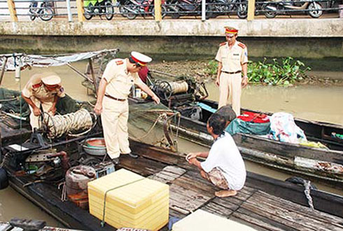Maritime violation fines to be revamped by MoT