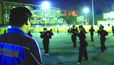 Martial artist finds purpose despite disease