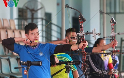 Viet Nam take eight golds at SEA archery event