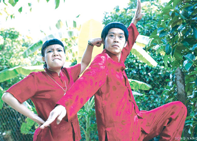 Movie directors compete for Tet limelight