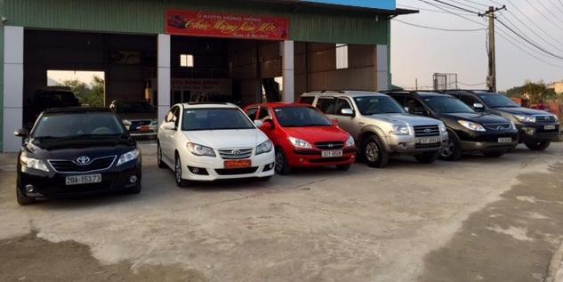 Buyer beware for car rentals at Tet
