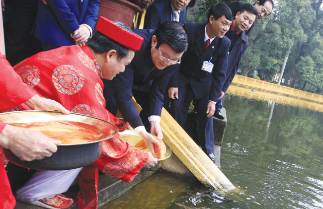 Nations leaders warmly welcome Overseas Vietnamese back home