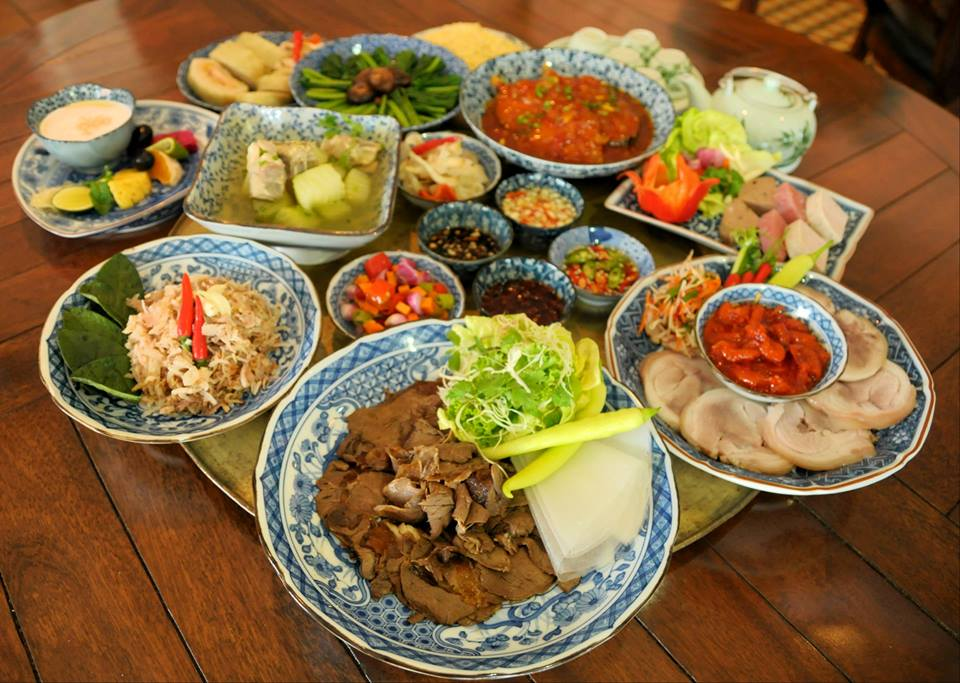 Vietnamese regional Tet food featured in Da Nang