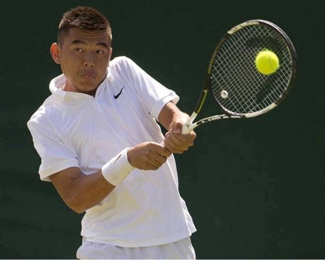 Nam wins first round at F1 China Futures