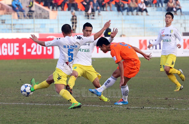 Da Nang set their sights on V.League success