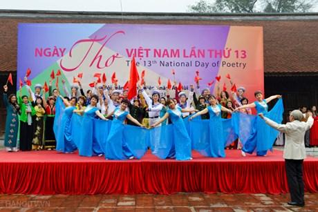 Ha Noi to host poetry event