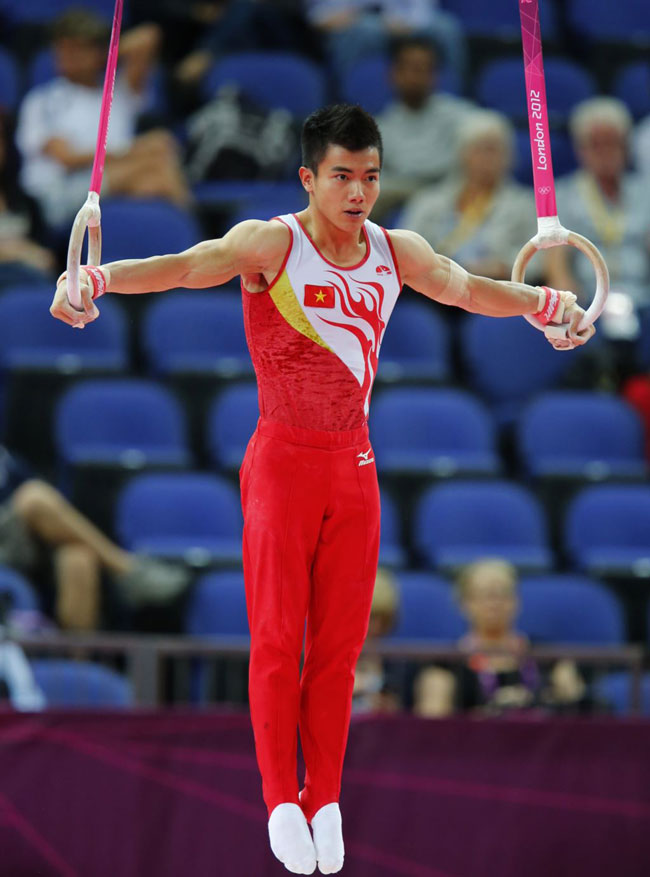 VN gymnast has his move officially added to code