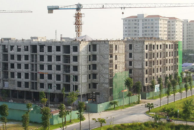 Market moving away from social housing