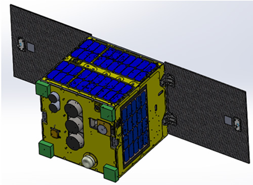 VN satellite to enter space by 2018