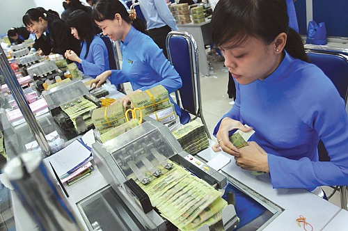 Domestic lending drops off in January