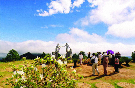 Lang Biang reserve a hot spot for biodiversity