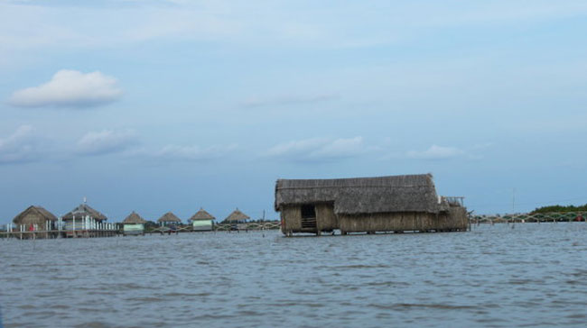 Mekong Deltas largest lagoon lives up to name 'sea on plains