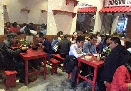 Savouring Chinese flavour in Ha Noi